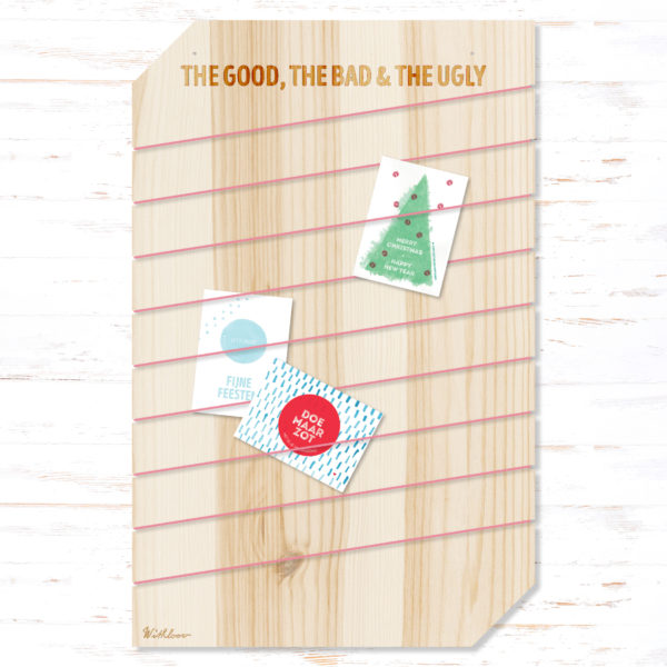 Withloov memory board large the good the bad the ugly