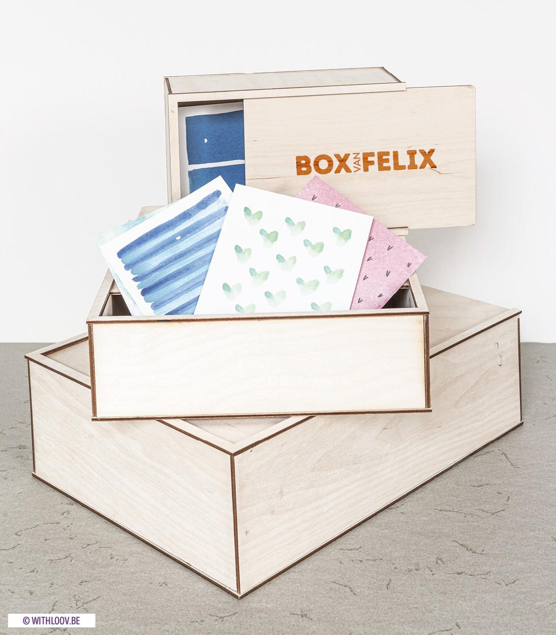 Withloov memory box