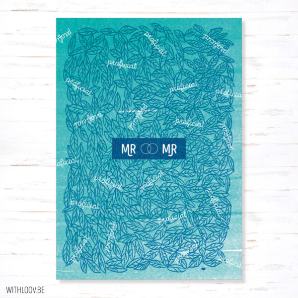 WTH_21_webshop-Withloov postkaart huwelijk mr & mr