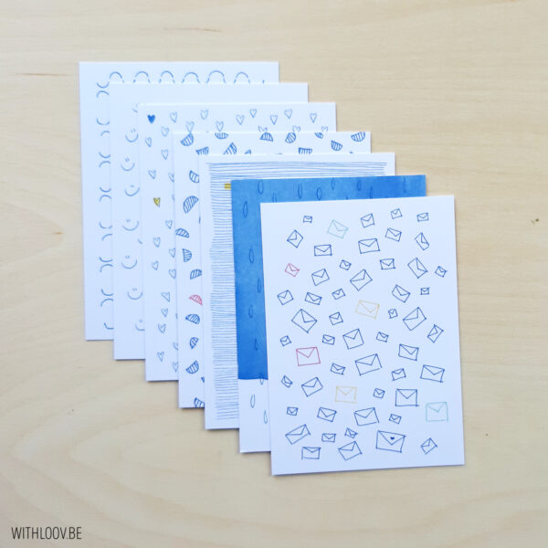 Withloov Open Wanneer brievenpakket